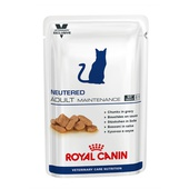 NEUTERED ADULT MAINTENANCE GATTO UMIDO V-DIET (12x100g)