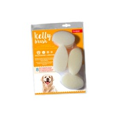 KELLY BRUSH SPUGNETTA ABRASIVA CANE