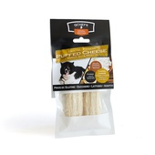 PUFFED CHEESE dental fitness - bastoncini soffiati ricotta e riso