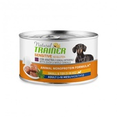 NATURAL TRAINER NO GLUTEN MINI ADULT UMIDO