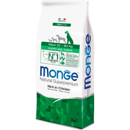 MONGE CANE PUPPY JUNIOR MAXI