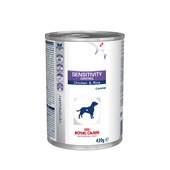 SENSITIVITY CANE POLLO E RISO V-DIET UMIDO