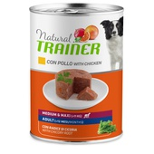NATURAL TRAINER MAINTENANCE MEDIUM-MAXI ADULT POLLO UMIDO