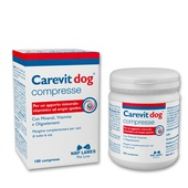 CAREVIT DOG MANGIME